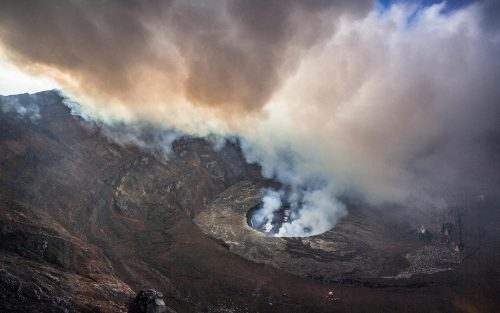 3 Day Mount Nyiragongo Hike